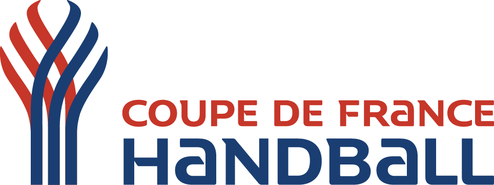 FFHB LOGO COUPE DE FRANCE RVB