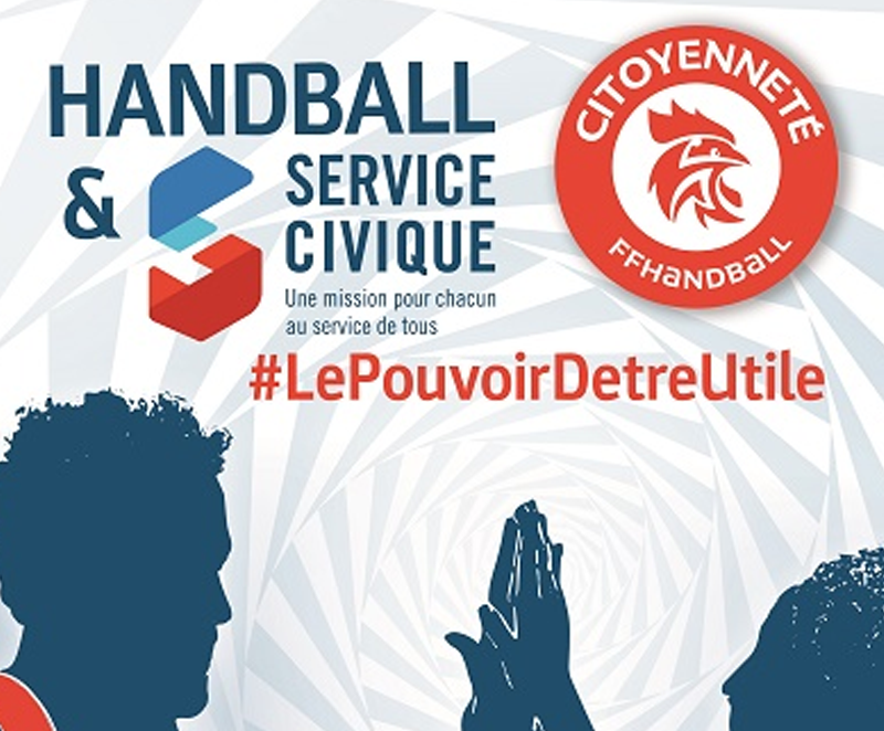 Handball & Service civique